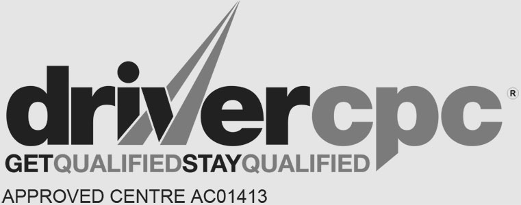 Driver CPC Logo - Get Qualified Stay Qualified - Approved Centre AC01413
