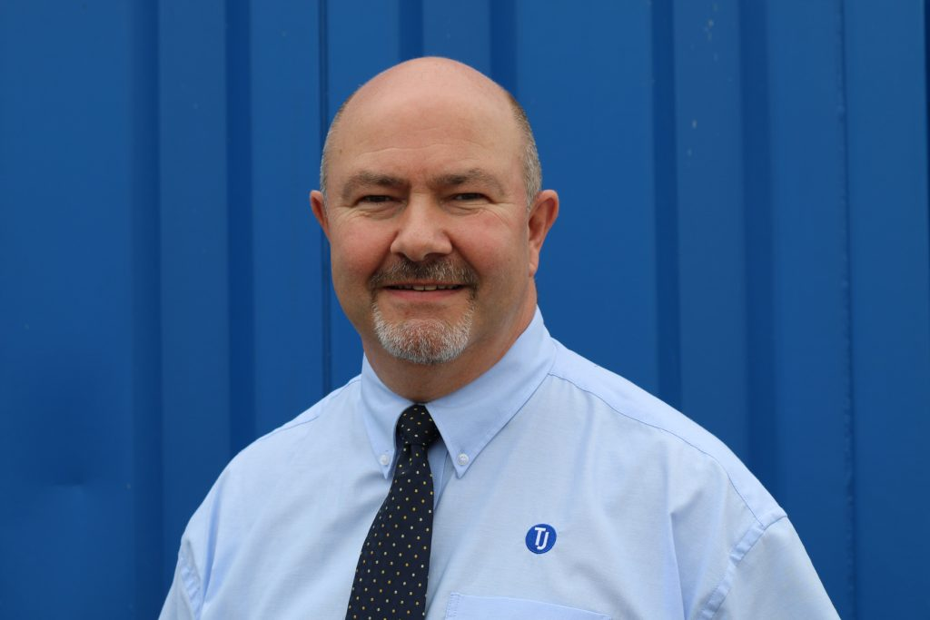 APPOINTMENT: Paul Woolveridge of TJ Transport