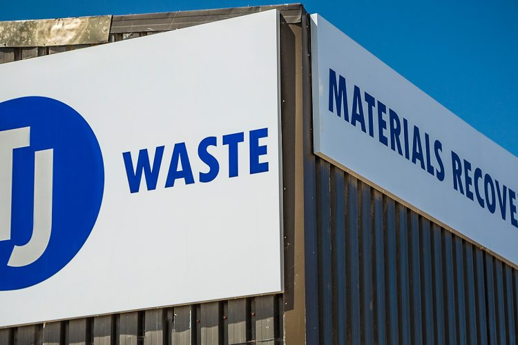 TJ Waste Materials Recover Facilities in Portsmouth, Southampton and West Sussex