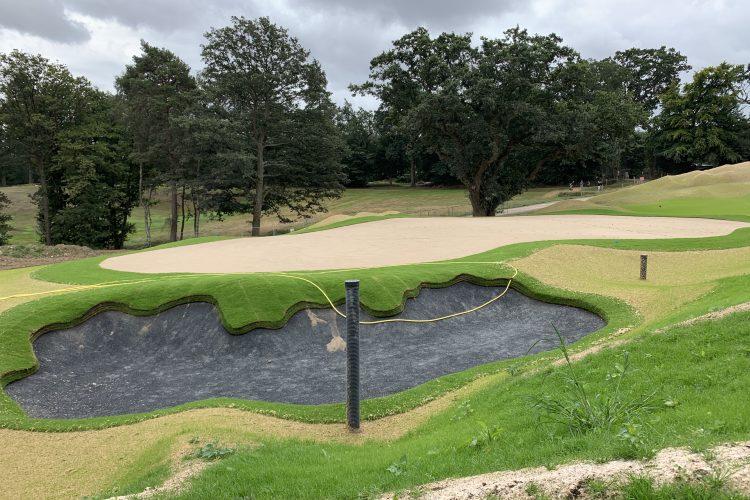 Stoneham Golf course