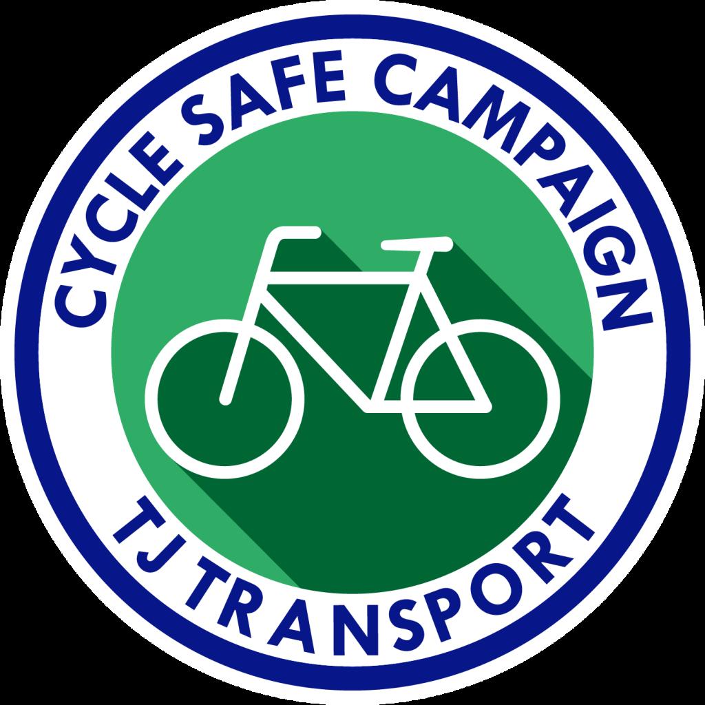 TJ Cycle Safe Campaign Logo