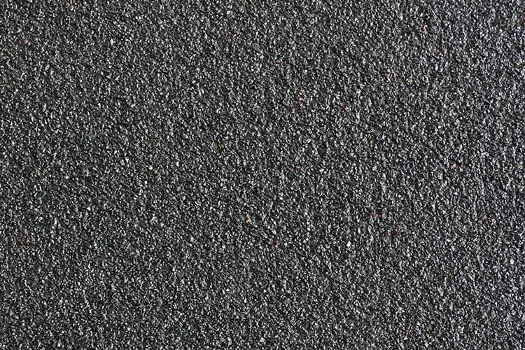 Close up of aggregate - Asphalt